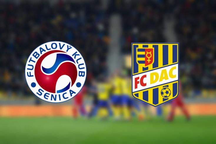 Fortuna Liga: FK Senica – FC DAC 1904 0:2 (Online)