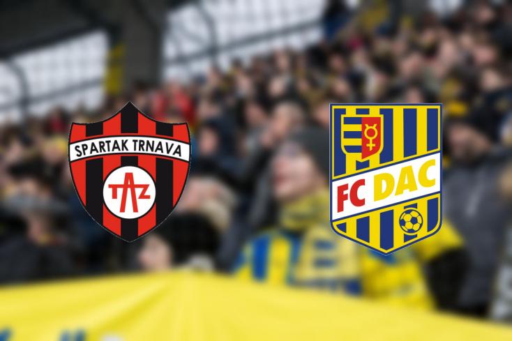 Fortuna Liga: Spartak Trnava – FC DAC 1904 2:0 (Online)