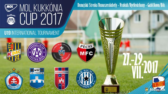 Nyolc csapat lép pályára a III. MOL Kukkonia Kupán