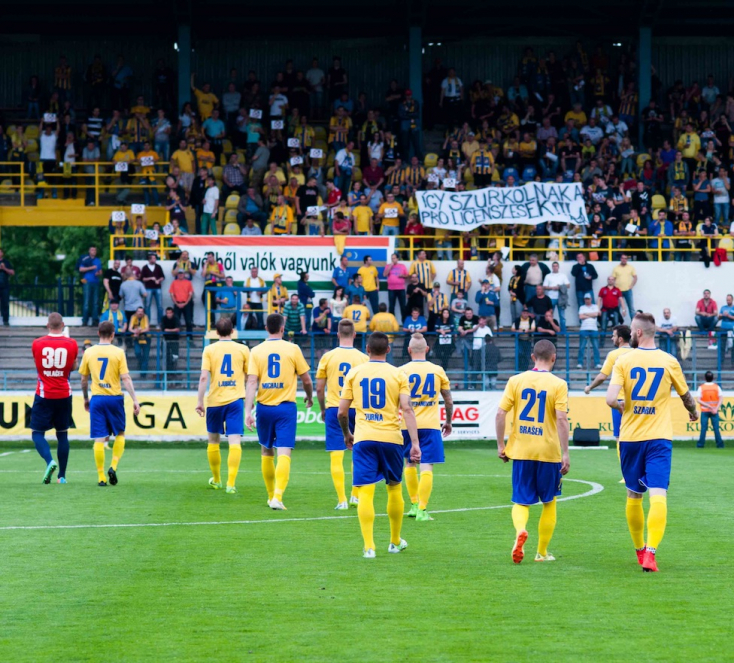 Fortuna Liga: FC DAC 1904 - Spartak Myjava 1:0 (Online)