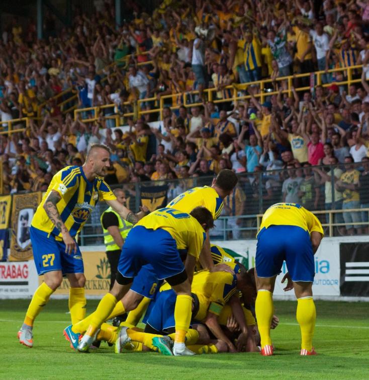 Fortuna Liga: FC DAC 1904 - Spartak Trnava 2:1 (Online)