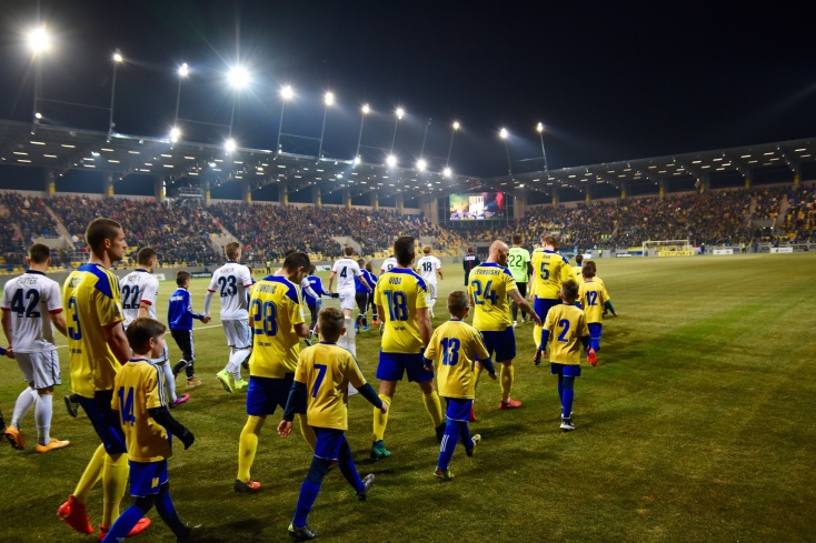 FC DAC 1904: A 2016-os őszi idény számokban: nézők
