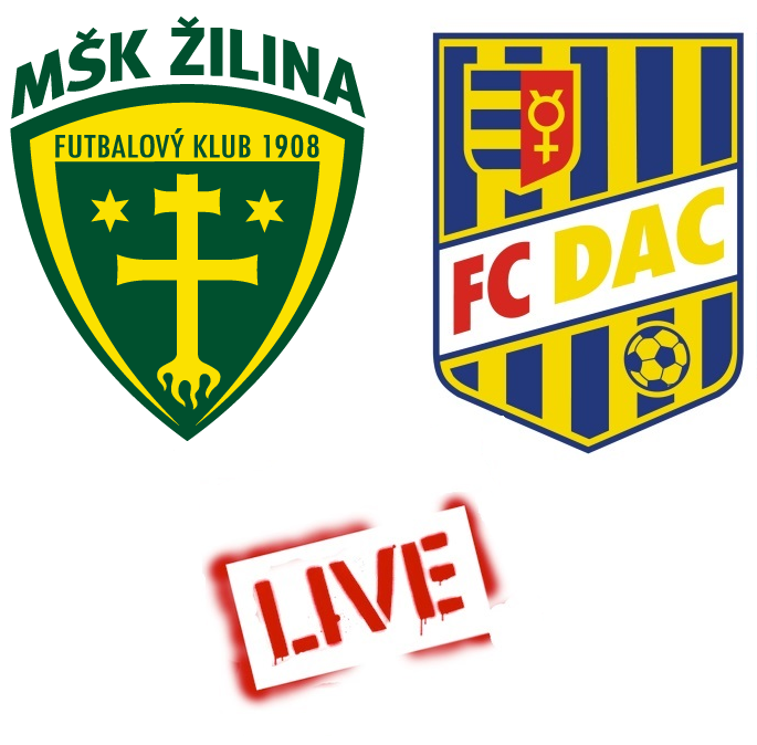 Fortuna Liga: MŠK Žilina - FC DAC 1904 1:1 (Online)