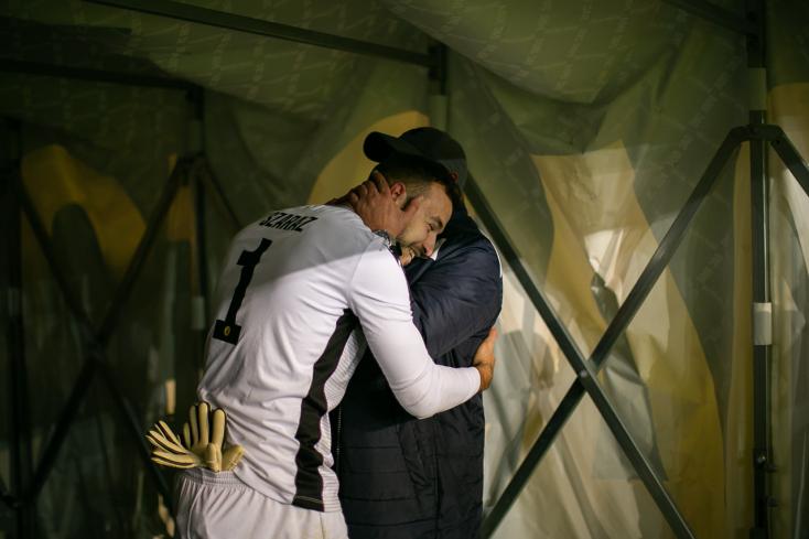 ADAC büntetőkkel legyőzte a Spartak Trnava együttesét - VIDEÓ