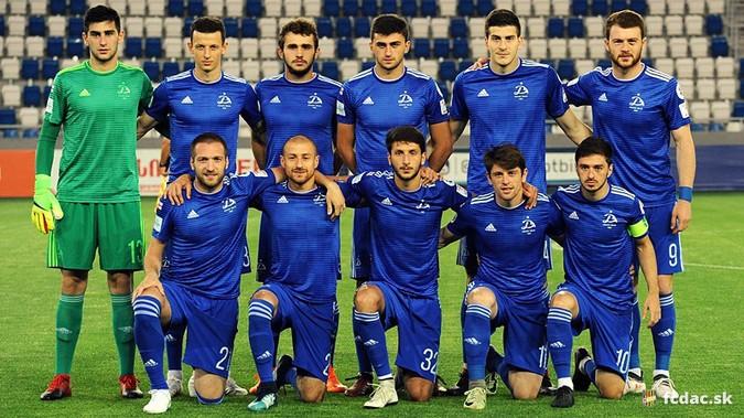 Európa-liga: Majdnem minden a DAC ellenfeléről, a FC Dinamo Tbilisziről