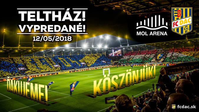 DAC-Slovan: Teltház a hazai szektorban!