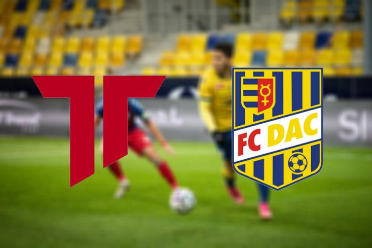 Fortuna Liga: AS Trenčín – FC DAC 1904 3:3 (Online)