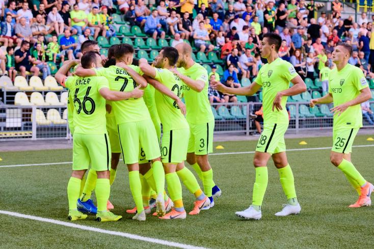 Fortuna-szombat, 7. forduló: Ötöt rúgott a Žilina, négyet a ViOn