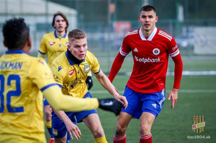 A DAC Balić és Sharani találataival 2:1-re nyert előkészületi meccset a Vasas otthonában VIDEÓ