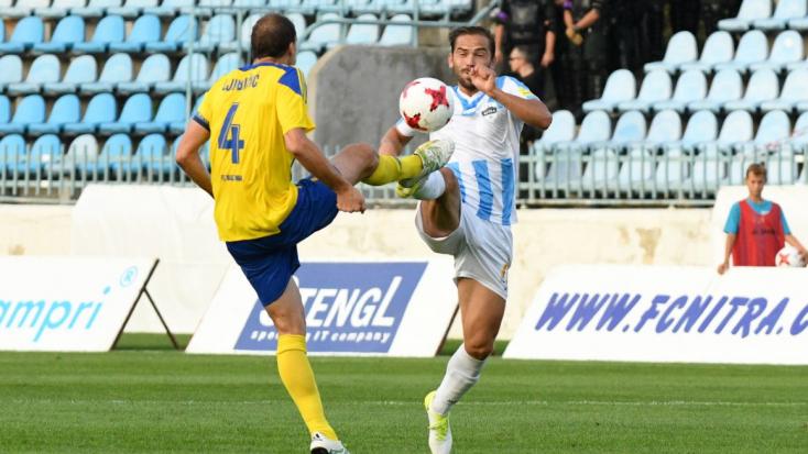 Fortuna Liga, 17. forduló: A DAC visszavágna a mezőny nyitrai újoncának